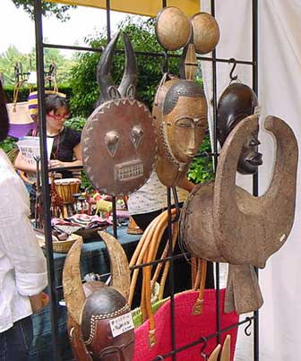 Japan africa network african art and crafts masks and for African arts and crafts