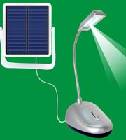 solar light, solar lamp for reading, for lighting the room, can be charged by solar chargers